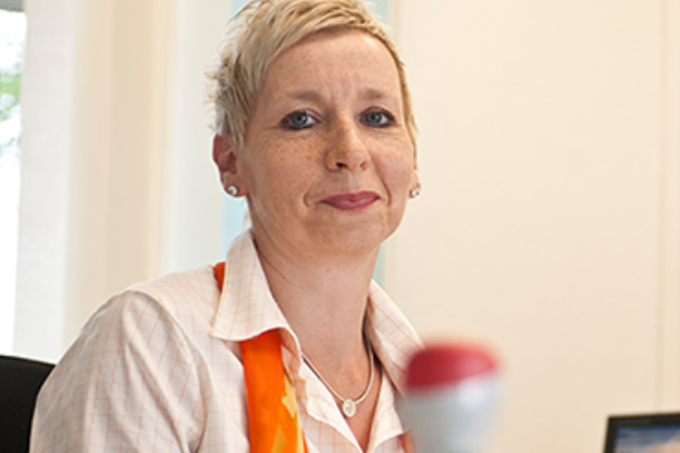 Sekretärin, Birgit Graczyk