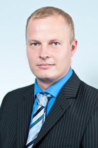 Bereichsleiter für Hygienetechnik, Stefan Fehrmann