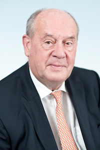 Head of Scientific-Technical Affairs for Medical Devices, Prof. Dr. med. Heinz-Peter Werner